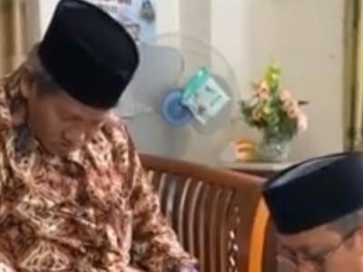 Ketika Ustadz Yusuf Mansur Takjub pada Kiai Najib Abdul Qodir Krapyak