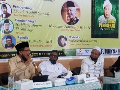 MudirAamJatman: Umat Islam Harus Tebarkan Keteladanan Kiai di Masyarakat