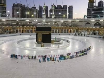 Umrah dan Shalat di Masjidil Haram Harus Pakai Aplikasi Etamarna