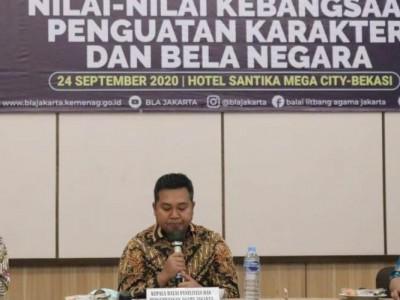 BLA Jakarta Uji Naskah terkait Nilai Kebangsaan dan Bela Negara