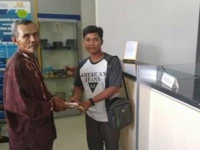 LAZISNU Kota Surabaya Hidupkan UMKM yang Mati Suri Terdampak Covid-19