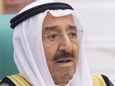 Emir Kuwait Syekh Sabah Wafat