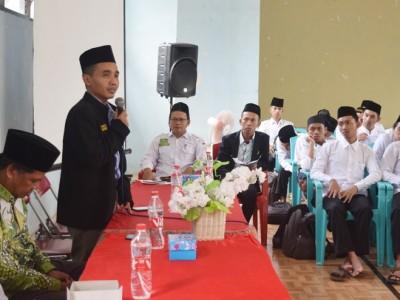 Pesantren Durrotu Aswaja Semarang Wajibkan Santrinya Ikut PKPNU