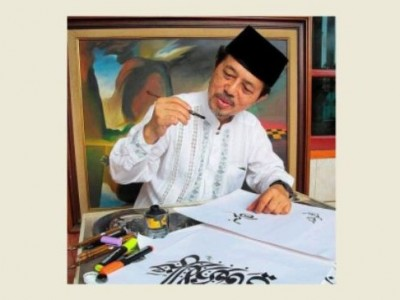 Kaligrafi sebagai Media Dakwah Islam