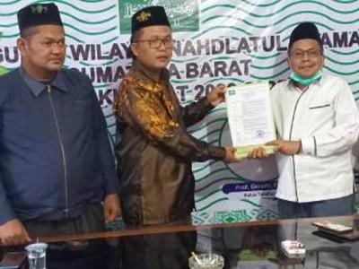 PCNU Pasaman Diminta Perkuat Jam'iyah Hingga Ranting