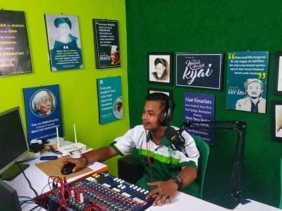 Sambut Hari Santri, Studio NU Pringsewu Channel Gelar Dialog Intensif
