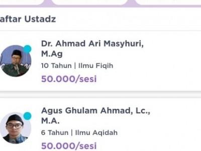 Aplikasi Aminin dari JQHNU Fasilitasi Pembelajaran Al-Qur'an secara Daring