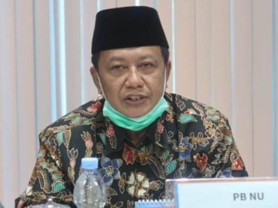 Ketua PBNU Imbau Peringatan Hari Santri di Pesantren Terapkan Protokol Kesehatan