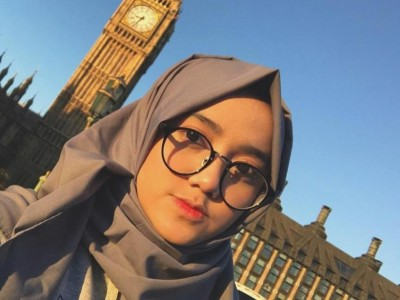 Putri Yusuf Mansur Berbagi Kiat Sukses Wirausaha di Usia Muda
