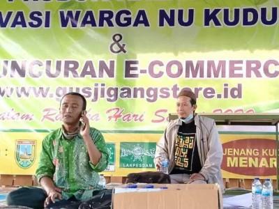 Ingin Jadikan Santri Solutif, NU Kudus Luncurkan 'Gusjigang Store'