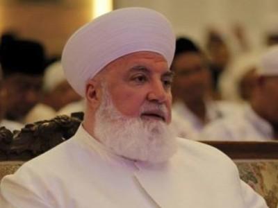 Mobilnya Meledak Terpasang Bom, Mufti Damaskus Syekh Adnan Al-Afyouni Wafat