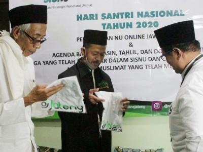 NU Online Jateng Resmi Diluncurkan di Semarang Bertepatan Hari Santri
