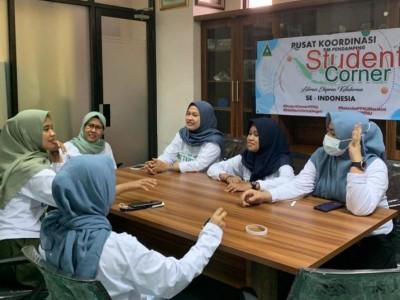 Student Corner IPPNU Wujud Bakti Santri untuk Negeri