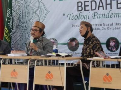 Buku Teologi Karya Ketua LBMNUDKIJakartaPenting untuk Dibaca Masyarakat