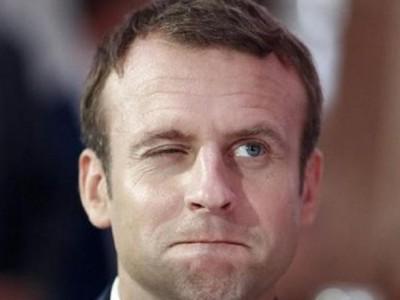 Serang Islam, Dunia Islam Kecam Presiden Prancis
