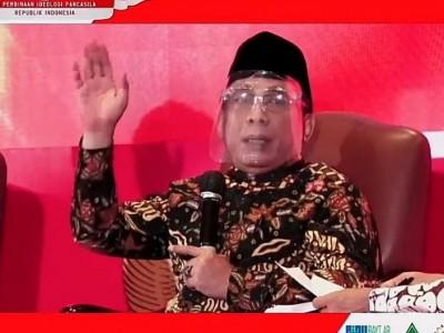 Katib Aam PBNU Ajak Semua Pihak Kawal Tegaknya Pancasila