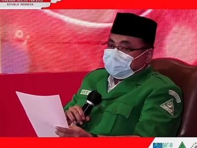 Ketua GP Ansor Tegaskan Dunia Harus Bangun Keseimbangan Baru