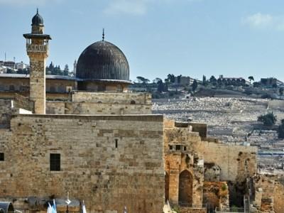 Israel Tangkap Deputi Dewan Wakaf Islam Yerusalem