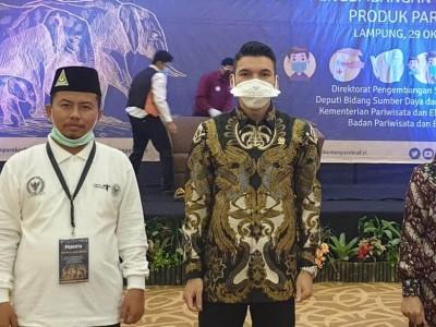 Bangkitkan Sektor Pariwisata, Ansor Lampung Timur Gerakkan 64 Pokdarwis Binaan