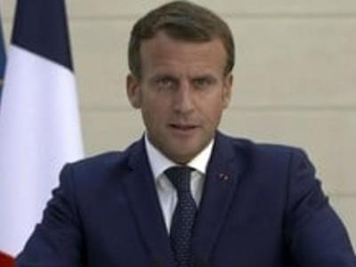 Macron Dinilai Melihat Islam dari Cermin yang Keliru