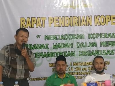 Ansor Jakarta Barat Dirikan Koperasi untuk Wujudkan Kemandirian Organisasi