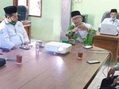 Genjot Perolehan Koin NU, LAZISNU Jakarta Selatan Pelajari Gerakan Koin NU di Sragen