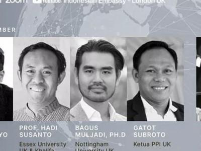 PCINU Inggris Siapkan Skema Diplomasi SainsBersama KBRI London