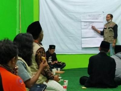 Jagong Relawan, Upaya LPBINU Ponorogo Kurangi Risiko Bencana