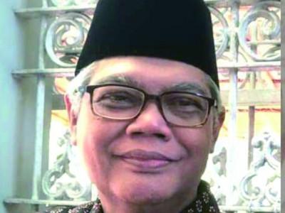 Innalilllahi, Mustasyar PCNU Solo Prof Hermanu Djoebagio Wafat
