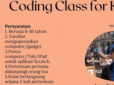 NU Inggris Selenggarakan Coding Class dan Robotika
