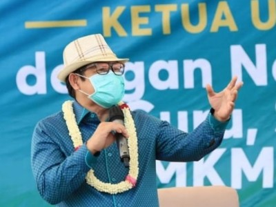 Waket DPR Sebut Pertanian Indramayu Penopang Ketahanan Pangan di Jabar