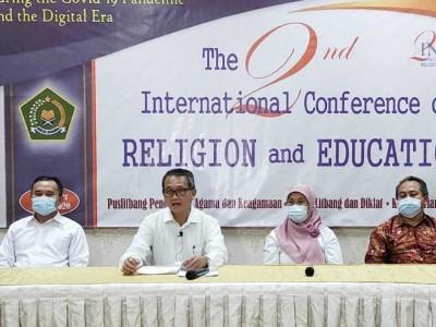 Konferensi Internasional Balitbang Diklat Kemenag Kembali Digelar