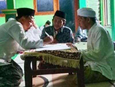 Perkuat Khidmah, Pengurus NU Sumenep Tandatangani Kontrak Jamiyah