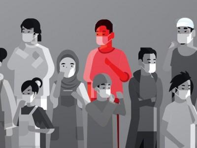 Kerumunan Massa antara Ekspresi dan Tanggung Jawab Sosial