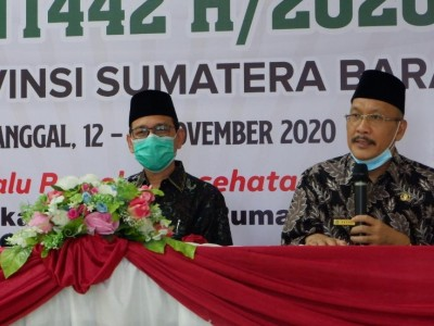 MTQ Nasional Bangkitkan Ekonomi Masyarakat Sumatera Barat