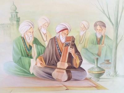 Ziryab: Musisi, Sastrawan, dan Pengembang Fesyen Abad Pertengahan