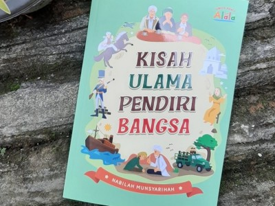 Kisah Ulama Pendiri Bangsa, Sebuah Buku Cerita Tentang Berdirinya NU