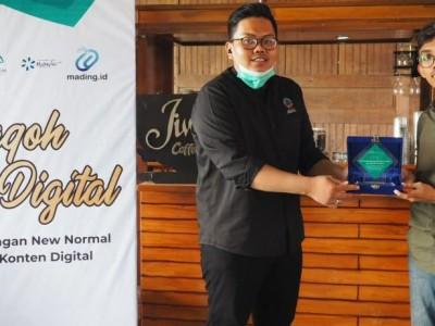 IPNU-IPPNU Kudus Dorong Pelajar dan Santri Kuasai Dunia Digital