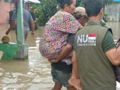 NU Jateng Minta Nahdliyin Cilacap Bersatu Hadapi Musibah Banjir