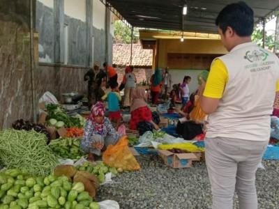 Terdampak Banjir, Relawan NU Cilacap Tetap Membantu Warga