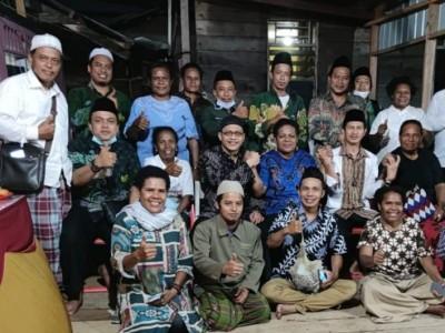 NU Papua Silaturahim ke Kampung Hobong Danau Sentani
