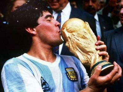 Diego Maradona dan Dukungannya untuk Rakyat Palestina