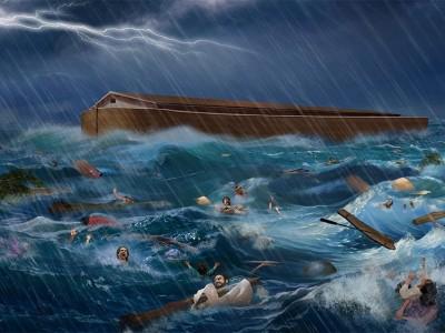 Khutbah Jumat: Mengapa Umat Nabi Nuh dan Nabi Hud Ditimpa Bencana?