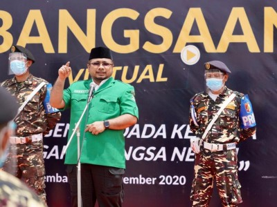 GP Ansor Minta Pemerintah Tegas kepada Pelanggar Protokol Kesehatan