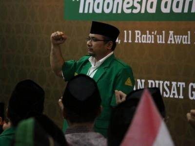 Gus Yaqut Minta Anggota Ansor dan Banser Sukseskan Pilkada saat Pandemi