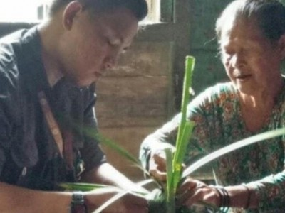 Helfison Syawir Ajak Warga Ubah Tumbuhan Gambut Jadi Duit