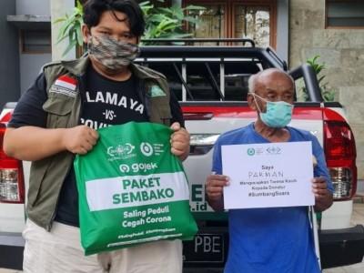 NU Care Salurkan Bantuan untuk Difabel di Jakarta