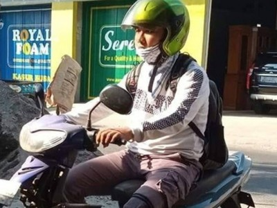 Muhammad Said Membangun Kembali Mimpi setelah Menyandang Disabilitas