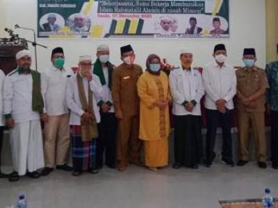 Ketua NU Sumbar Dorong Santri-santri Padang Pariaman Masuk Perguruan Tinggi