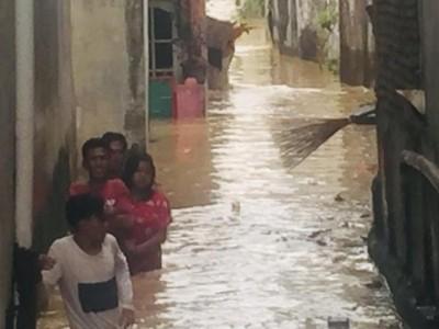 Banjir Landa Sunggal Sumut, Nahdliyin Giat Bantu Warga